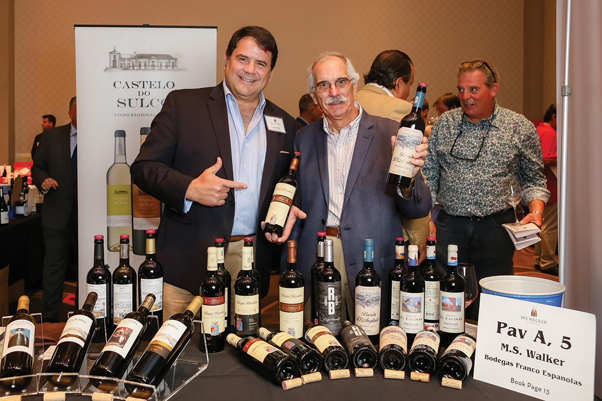 The Wines of Portugal with Augusto Gabriel image