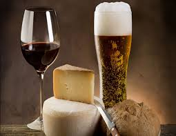 Grapes & Grain: A Cheese Pairing Showdown with Cuveé Wines and Craft Beer Cellars Event. image