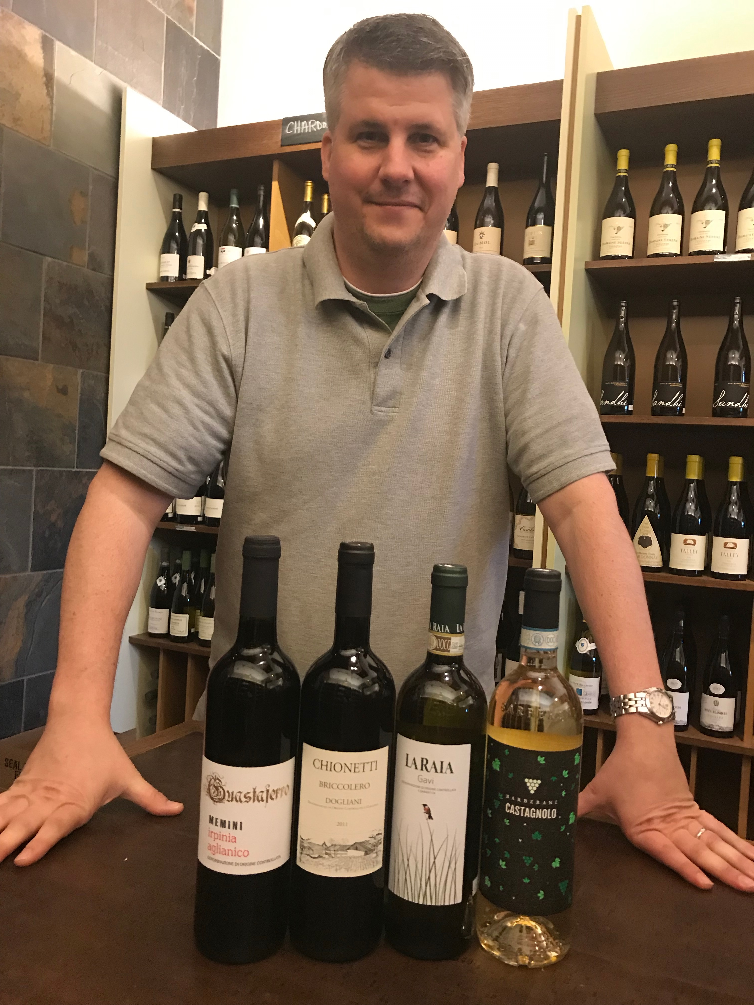 Weekend Tasting with Richard: Italian Summer Wine Line-Up image